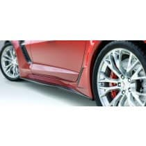 C7 Corvette ACS Z06 Rockers Skirts