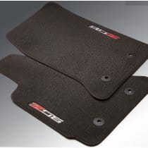 C7 Corvette Z06 Embroidered Front Floor Mats