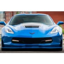 C7 Corvette ACS Zero7 Extractor Carbon Hood