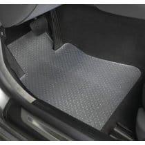 C6 Corvette Clear Protector Floor Mats