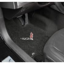 C7 Corvette Lloyds Luxe Floor Mats