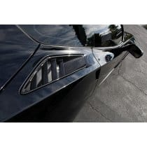 C7 Corvette Stingray Carbon Fiber Rear Quarter Panel Vents