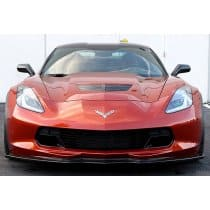 2015-2018 C7 Corvette Z06 APR Front Air Dam Splitter Carbon Fiber