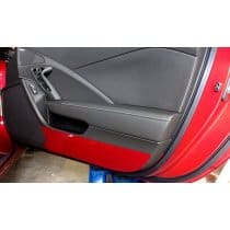 C7 Corvette Door Kick Guards - Painted any Color