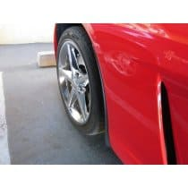 C7 Corvette Splash Guards Mud Flaps