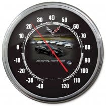 C7 Corvette Thermometer w/C7 Stingray Logo