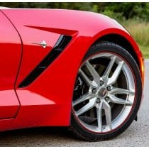 2014-2019 C7 Corvette Stingray Wheel Bands