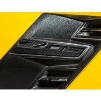 C7 2014-2018 Corvette Z06 Front Fender Emblem Badges