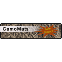 2016-2018 6th Generation Camaro Lloyd Camo Floor Mats