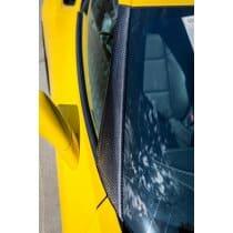 2014-2019 C7 Corvette Stingray Carbon Fiber A-Pillars LG212