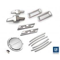 2010-2013 Camaro Billet Aluminum Exterior Accessory Package
