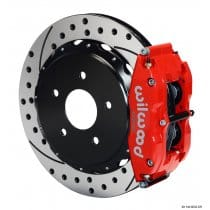 2010-2013 Camaro Wilwood Rear Big Brake Kit