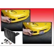 "Corvette C5 ""Remote Control"" Show/Go License Plate Frame"