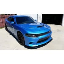 2015-2018 Charger Hellcat, SRT-8, Scat Pack APR Carbon Fiber Front Splitter CW-721501
