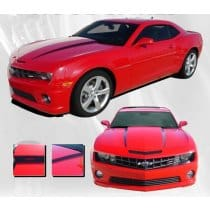 2010-2015 Camaro Hood Spikes Stripe Kit