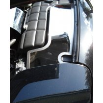 C5 1997-2004 Corvette 2-pc Stainless Inner Fender Covers
