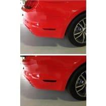 2015-2017 Ford Mustang Rear Side Marker Blackouts