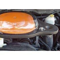 VaraRam Hemi Glass Top Ram Air Intake (2003-07 5.7L)