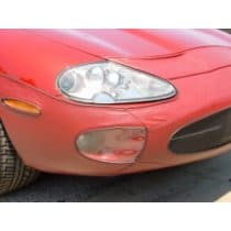 1997-2004 Jaguar XK8 SpeedLingerie Super Bra - Nose Cover