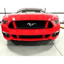 2015-2017 Ford Mustang Painted Grille Pillar Covers