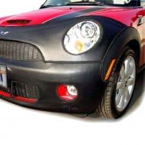 Mini Cooper Colgan Bumper Bra Black or Carbon Fiber