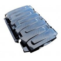 C7 Corvette Carbon Fiber Plenum Cover