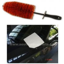 Speed Master Wheel Brush | Ultimate Cloth Combo