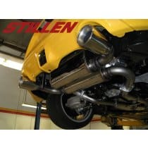 Nissan 370Z Performance Dual-Exhaust