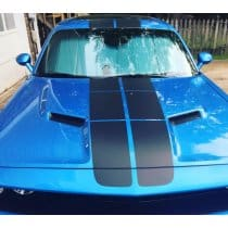 Dodge Challenger Windshield Sunscreen