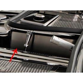 C5 1997-2004 Corvette Brushed Battery Shroud Cover