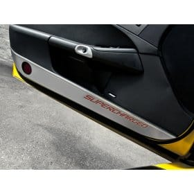 C6 Corvette Supercharged Door Guard