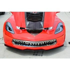 2014-2019 C7 Corvette Shark Tooth Front Grille