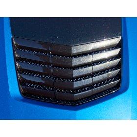 2014-2019 C7  Corvette Stainless Steel Mesh Hood Vent Grille