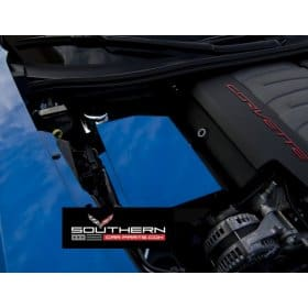 2014-2019 C7 Corvette Custom Painted Steel Fuse Box Cover