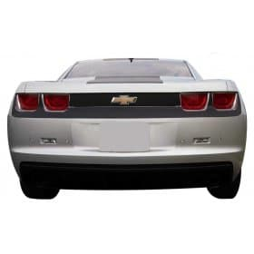 2010-2013 Camaro Rear Bumper and Trunk Lid Accent Decal Kit