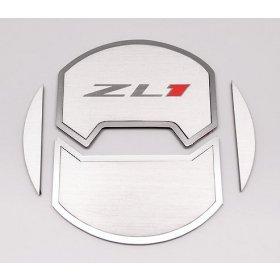 2010-2015 Camaro ZL1 Dash A/C Vent Surrounds with ZL1 Logo