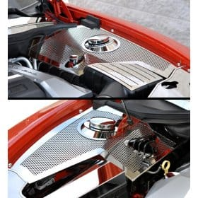 Marvelous 2010 2015 Camaro Billet Aluminum Fuse Box Cover Southerncarparts Com Wiring Cloud Rectuggs Outletorg