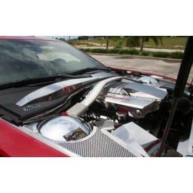 Camaro ZL1 Stainless Steel Engine Shroud