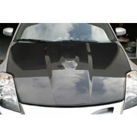 Nissan 350Z Carbon Fiber Power Hood
