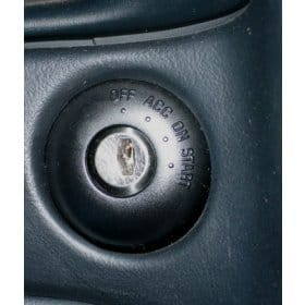 Corvette C5 1997-04 Ignition Switch Bezel