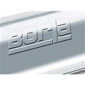 Borla #11283 BMW Stainless Steel Rear Section (88-91)