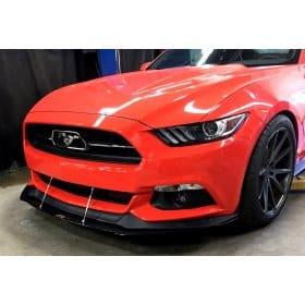 2015-2017 Ford Mustang APR Carbon Fiber Front Splitter CW-201510
