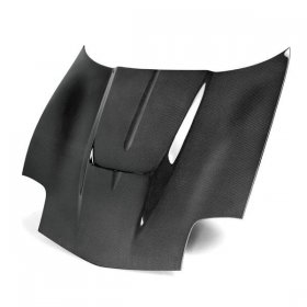 C5 Corvette Carbon Fiber TM Style Hood