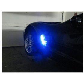 2005-2013 C6 Corvette Color Changing LED Fender Cove Lighting Kit