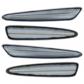 2005-2013 C6 Corvette Oracle LED Painted Replacement Side Marker Lights