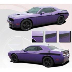 2008-2019 Challenger Roadline Side Stripe Kit EE4248