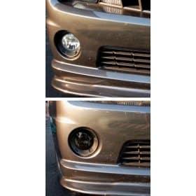 2010-2013 Camaro Fog Light Blackout Kit