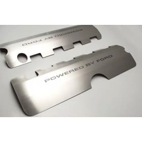 "2011-2016 Mustang GT ""Powered By Ford"" Etched Fuel Rail Covers"