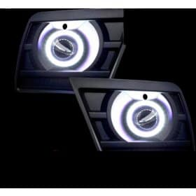 2014-2015 Camaro ORACLE LED Projector Fog Halo Kit - Waterproof