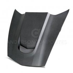 C7 Corvette Stingray Dry Carbon Fiber Hood